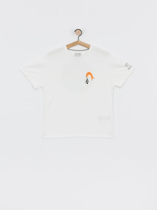 T-shirt Volcom P. C. Ayers Fa Wmn (white flash)