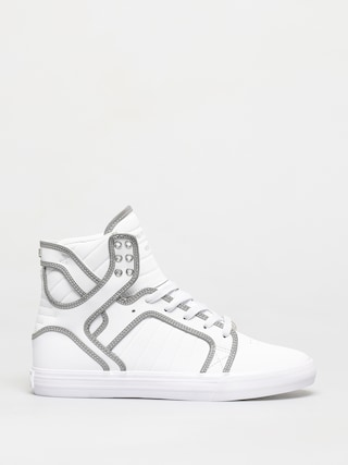 Buty Supra Skytop (white/reflect white)