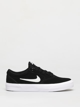 Buty Nike SB Charge Suede Gs (black/photon dust black black)