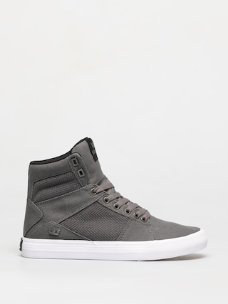 Buty Supra Aluminum (grey/black white)