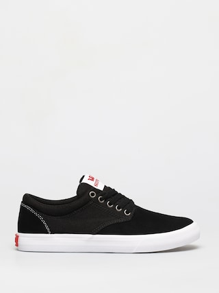 Buty Supra Chino (black/red white)