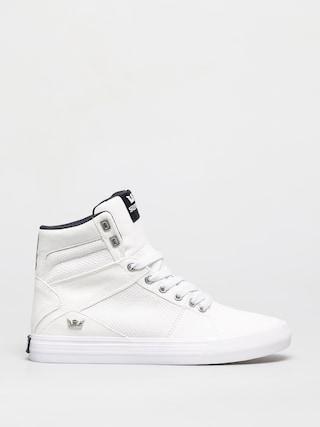 Buty Supra Aluminum (white white)