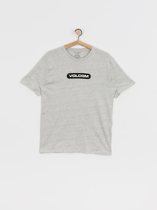 T-shirt Volcom New Euro Bsc (heather grey)