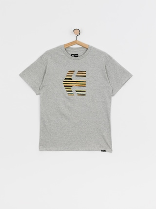 T-shirt Etnies Deck Icon (grey/heather)
