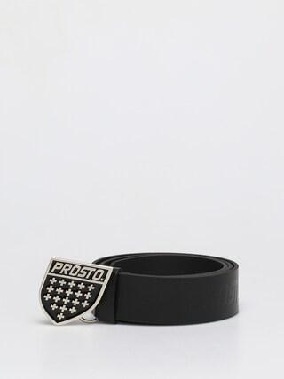 Pasek Prosto Ironshield (black)