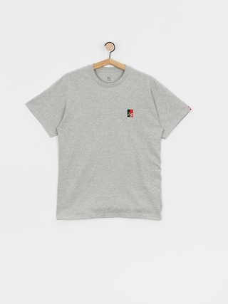 T-shirt eS Duo Block (grey/heather)