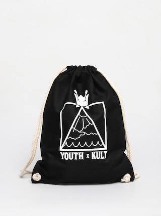 Plecak Youth Skateboards X Kult Wade (black)