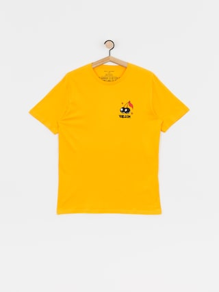 T-shirt Volcom Nature Knows Bsc (citrus gold)