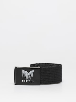 Pasek Nervous Spill (black)