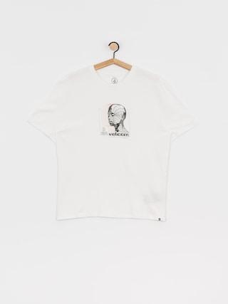 T-shirt Volcom Gridlock Bxy (white)
