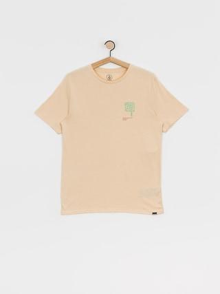 T-shirt Volcom Grown Hth (white flash)