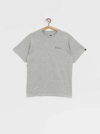 T-shirt Emerica Pure Triangle (grey/heather)