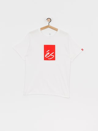 T-shirt eS Main Block (white)