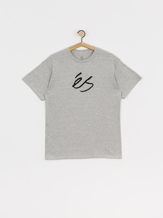T-shirt eS Scrip Mid (grey/heather)