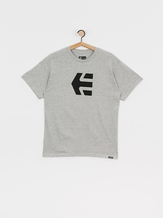 T-shirt Etnies Icon (grey/heather)