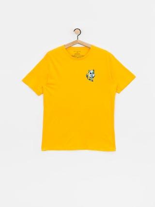 T-shirt Volcom Wiggly Bsc (citrus gold)