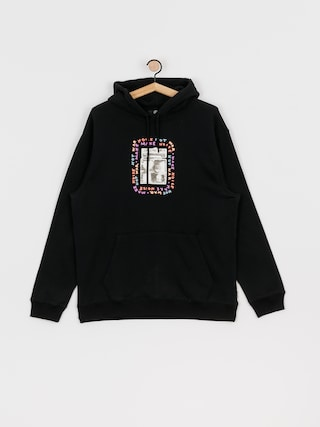Bluza z kapturem Volcom Syds HD (black)