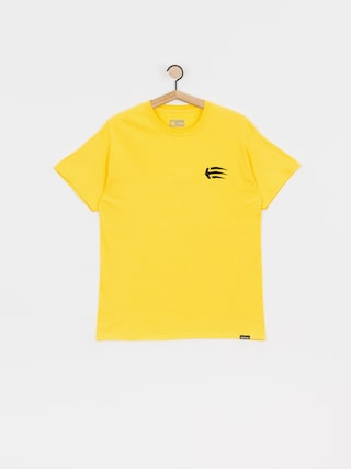 T-shirt Etnies Joslin (yellow)