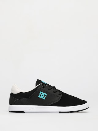 Buty DC Plaza Tc (black/turquoise)