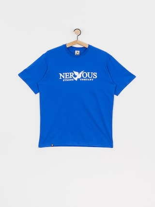 T-shirt Nervous Classic (royal)