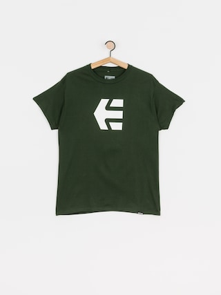 T-shirt Etnies Icon (dark green)