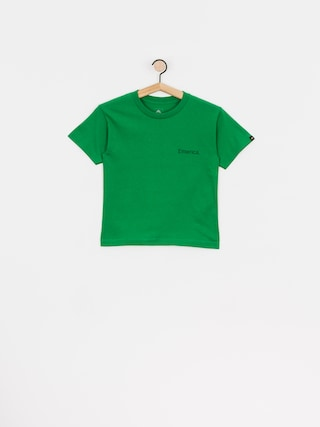 T-shirt Emerica Youth Pure Triangle (green)