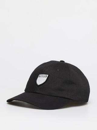 Czapka z daszkiem Prosto 6Panel Shield ZD (black)