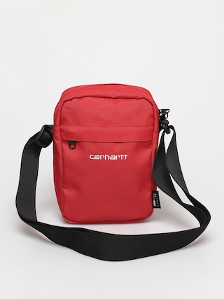 Torba Carhartt WIP Payton Pouch (etna red/white)