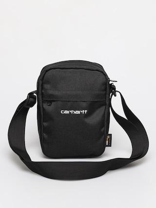 Torba Carhartt WIP Payton Pouch (black/white)