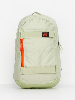 Plecak Nike SB Courthouse (olive aura/olive aura/bright crimson)