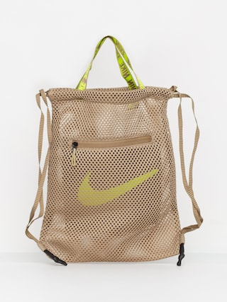Plecak Nike Advance (khaki/khaki/lemon venom)