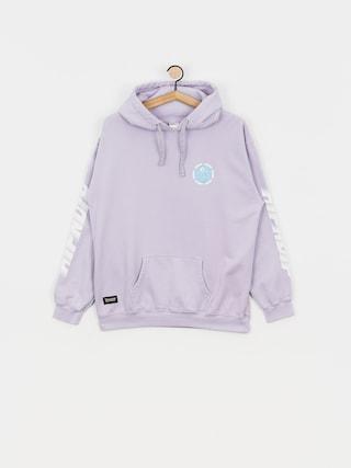 Bluza z kapturem RipNDip Dna HD (lavender mineral wash)