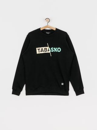 Bluza Tabasko Slash Crew (black)