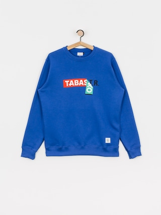 Bluza Tabasko Sticker Crew (blue)