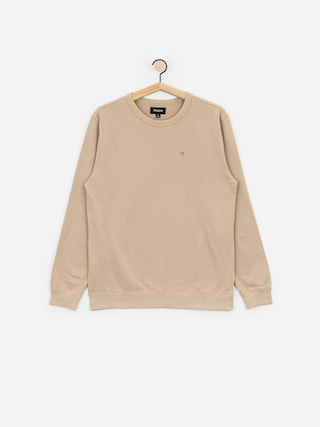 Bluza Brixton B Shield Ft Crew (light khaki)