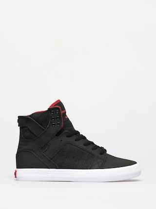 Buty Supra Skytop (black red/white)