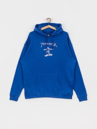 Bluza z kapturem Thrasher Gonz HD (royal)