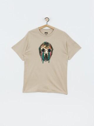 T-shirt DGK Hooligan (sand)