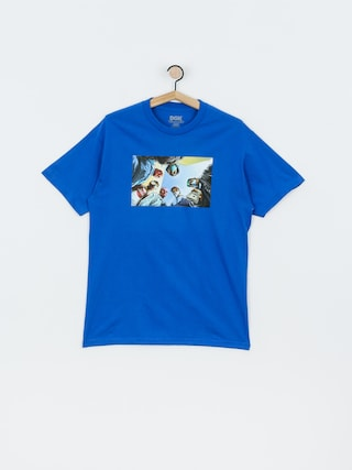 T-shirt DGK Attitude (royal blue)
