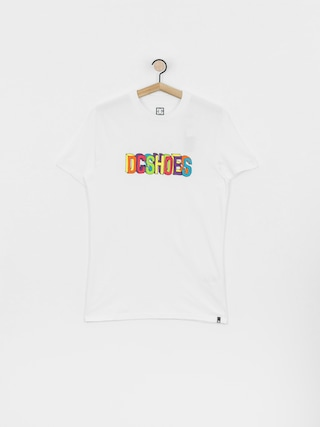 T-shirt DC Color Blocks (white)
