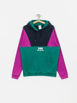 Bluza z kapturem Helly Hansen Blocked HD (alpine green)