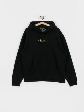 Bluza z kapturem Primitive Nuevo Gold Foil HD (black)