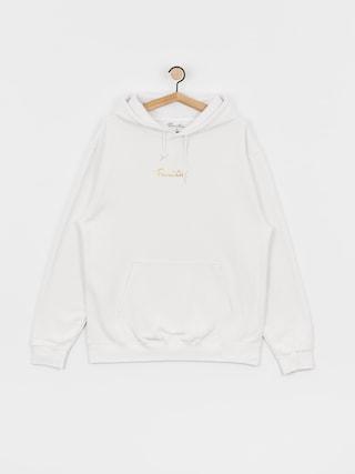 Bluza z kapturem Primitive Nuevo Gold Foil HD (white)