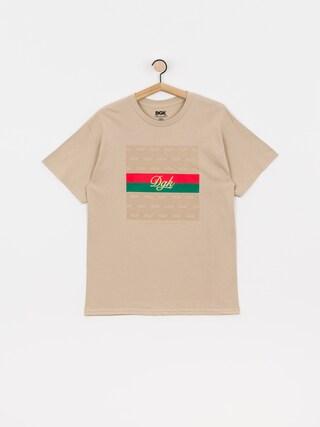 T-shirt DGK Lux (sand)