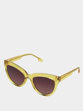 Okulary przeciwsłoneczne Komono Liz (yellow)