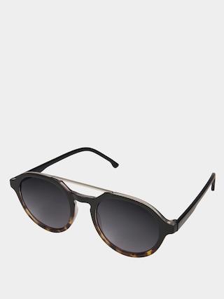 Okulary przeciwsu0142oneczne Komono Harper (matte black tortoise)