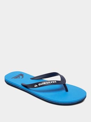Japonki Quiksilver Molokai (blue/blue/blue)