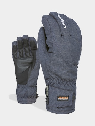 Ru0119kawice Level Alpine (blue grey)