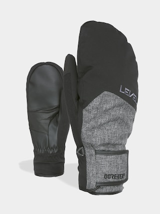 Ru0119kawice Level Rescue Mitt Gore Tex (black grey)