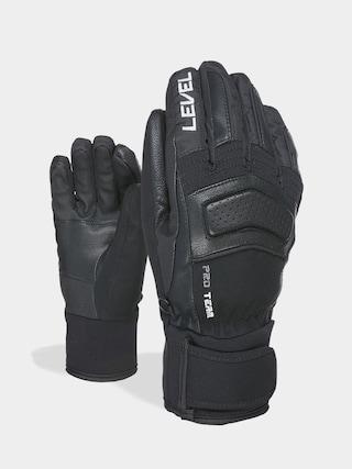 Rękawice Level Pro Team Jr (black)
